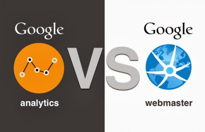 Vyhľadávacie dopyty: Google analytics vs. Webmaster tools