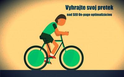 On-Page SEO: 5 tipov ako neprehrať svoj pretek s optimalizáciou