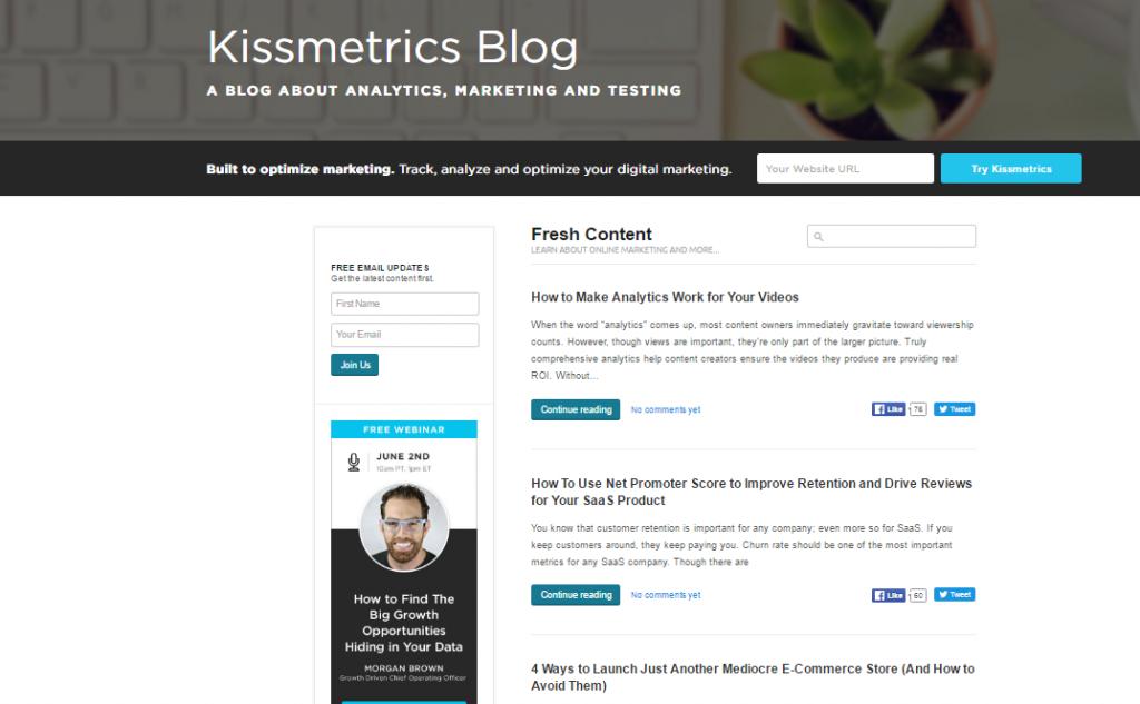 ako písať užitočné blogy
