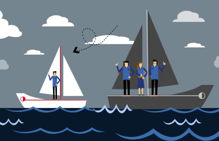5 + 1 dôvodov prečo myslieť v malom alebo prečo je práca v malej agentúre lepšia
