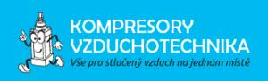 SEO a linkbuilding klient: kompresory-vzduchotechnika logo
